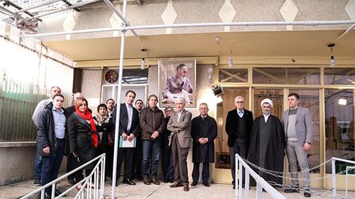 Iranian - Albanian- delegations