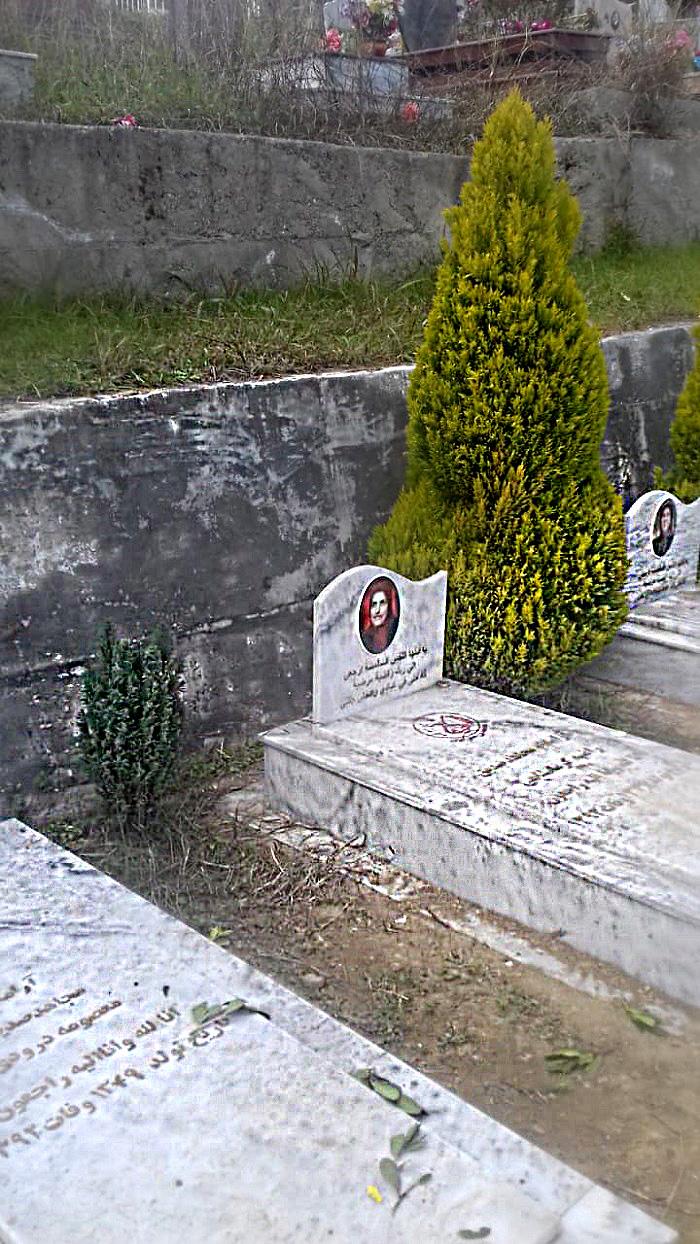 MEK Albania Cemetry