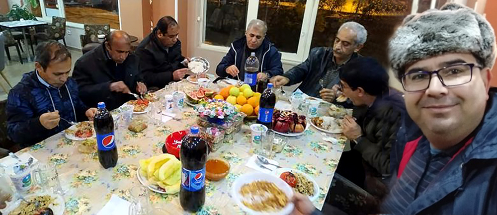 MEK defectors Yalda in Albania