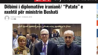 """Photo of Dëbimi i diplomatëve iranianë/ """"Patate"""" e nxehtë për ministrin Bushati"""