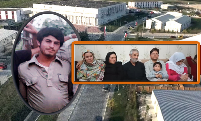 Bahman Mohammadnejad family who is trapped within the MEK Camp in Tirana