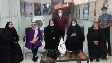 nejat families from Kerman