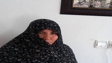 Amir Parvizi mother