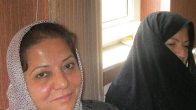 Rabiei and Ghaedi Mum