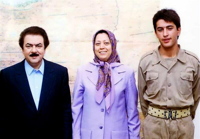 Mohamamd Rajavi and Massud and Maryam