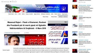 Rajavi threat Iran leaders to terror