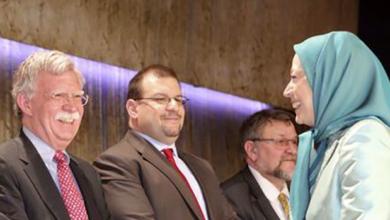 Rajavi and Bolton