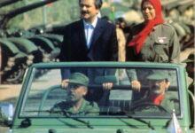 Maryam and Massoud Rajavi