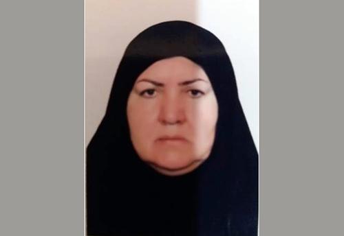 Jawahar Heydarian, the wife of Musayeb Rashidi- kermanshah