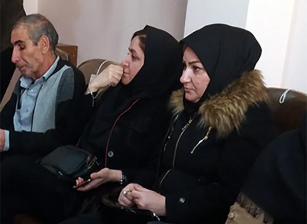 Afshin, Noushin, and Neda Sepah Amiri,- kermanshah