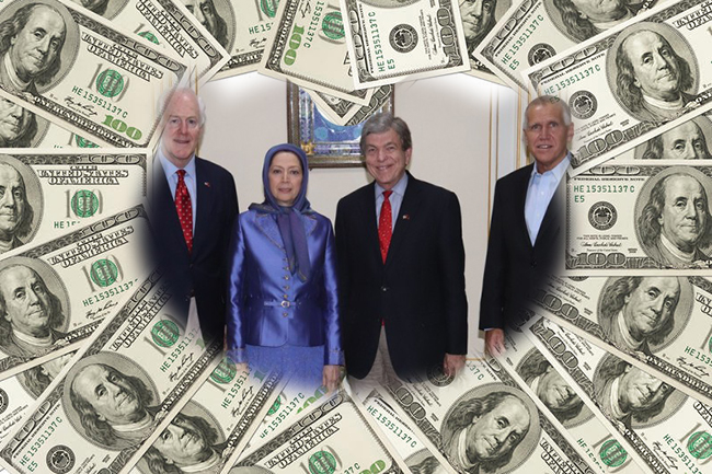 US Rajavi lobby