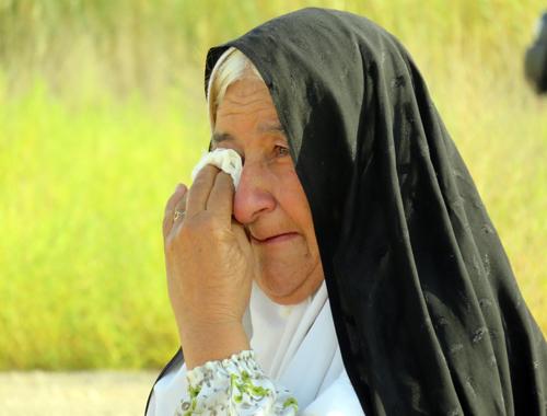 Mohammad Zare mum